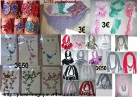 URGENT Lots/unités bijoux et accessoires
